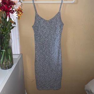 Nakedwardrobe mini dress